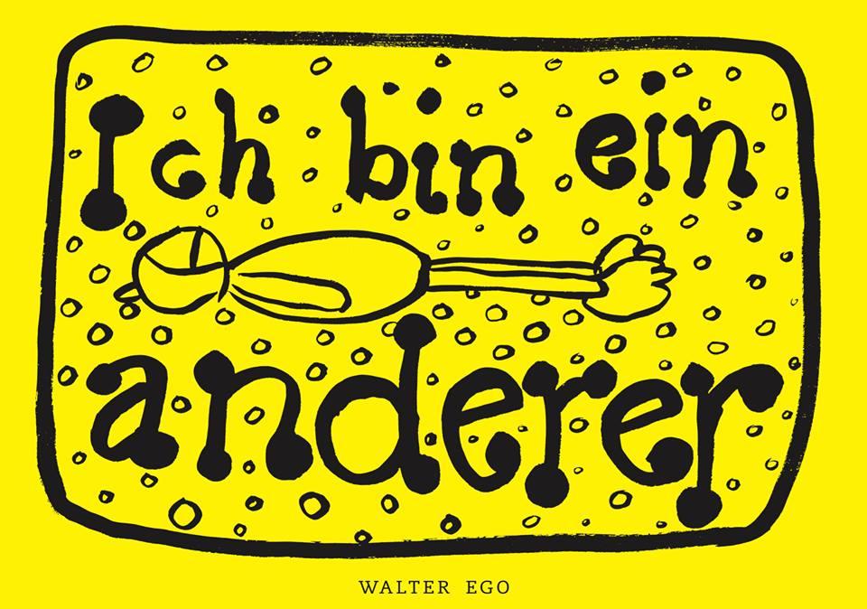 WALTER EGO Book